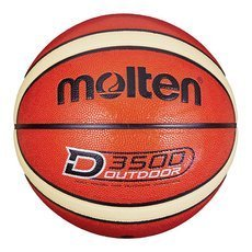B6D3500 Piłka do koszykówki Molten OUTDOOR
