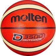 Piłka do koszykówki outdoor Molten B7D3500