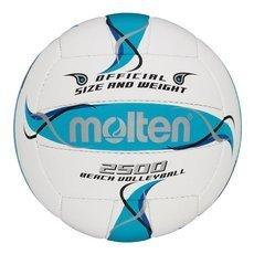 Piłka siatkowa plażowa Molten BV2500-FBO