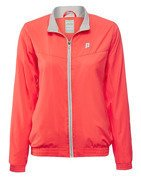 Bluza damska Prince Full Zip Warm-Up Jacket 3W148072 koral