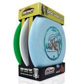 Frisbee Discraft Disc Golf Set Beginner DSSB 3