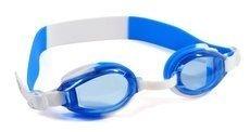 Okularki pływackie SMJ Sport G-300 Jr. niebiesko-białe