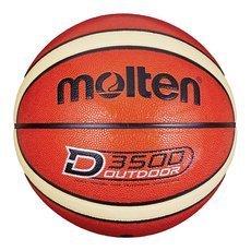 Piłka do koszykówki outdoor Molten B6D3500