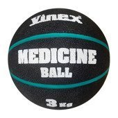 Piłka lekarska rehabilitacyjna VMB-L003 3kg