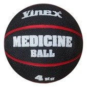 Piłka lekarska rehabilitacyjna VMB-L004R 4kg