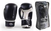 Rękawice bokserskie SMJ Hawk Black
