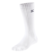 Skarpety Mizuno Volley Socks Long białe