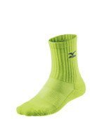 Skarpety Mizuno Volley Socks Medium 67XUU71545 limonka