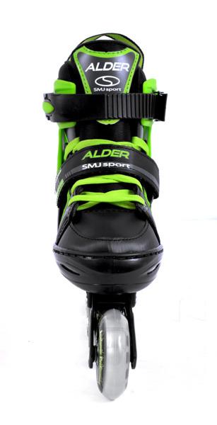 2w1 łyżwy + rolki regulowane CRK41 ALDER