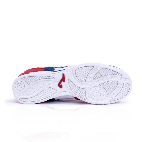 Buty halowe Joma Top Flex 820 White-Red Indoor 2018 TOPW.820.IN