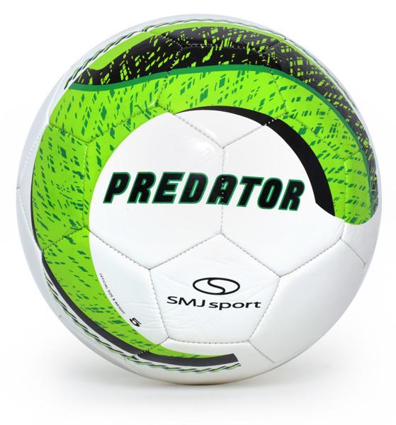 Piłka nożna SMJ sport PREDATOR Rozmiar 5