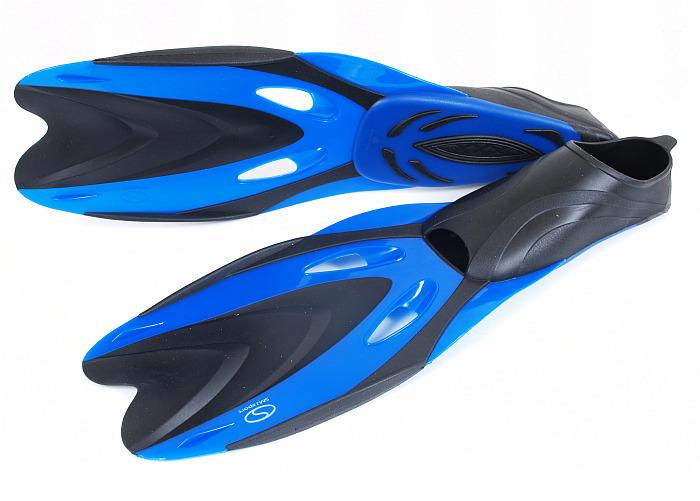 Płetwy do pływania nurkowania Smj Sport F25 Senior 83168