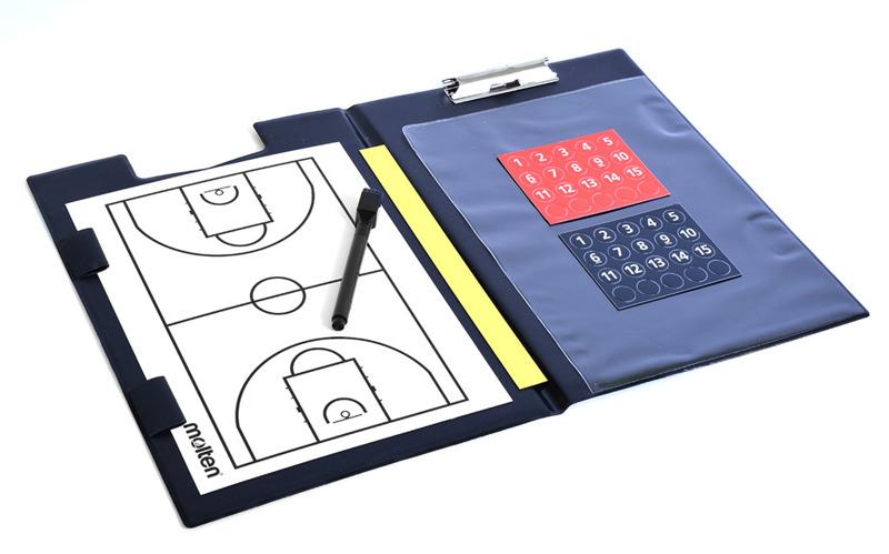 Tablica trenerska do koszykówki Molten SB0040
