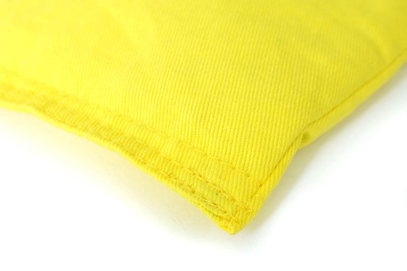 Woreczek gimnastyczny BBC-1510 Żółty